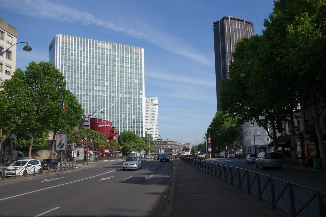 25 mai 2014 quartier et tour montparnasse for Garage avenue du maine