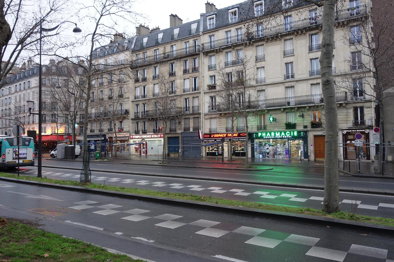 2 janvier 2014 paris notre dame sacr coeur coucher de soleil - Boulevard du port royal paris ...